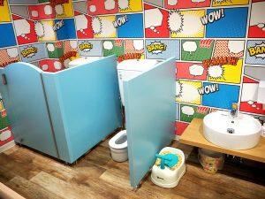 さくらんぼ園トイレ