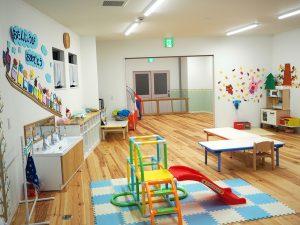 さくらんぼ園遊戯室